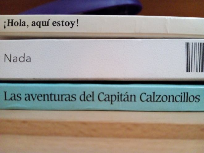Micro poema con libros